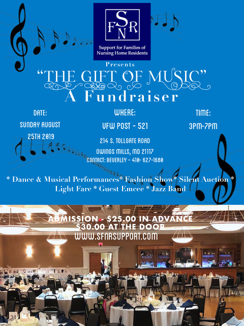 The Gift of Music Fundraiser